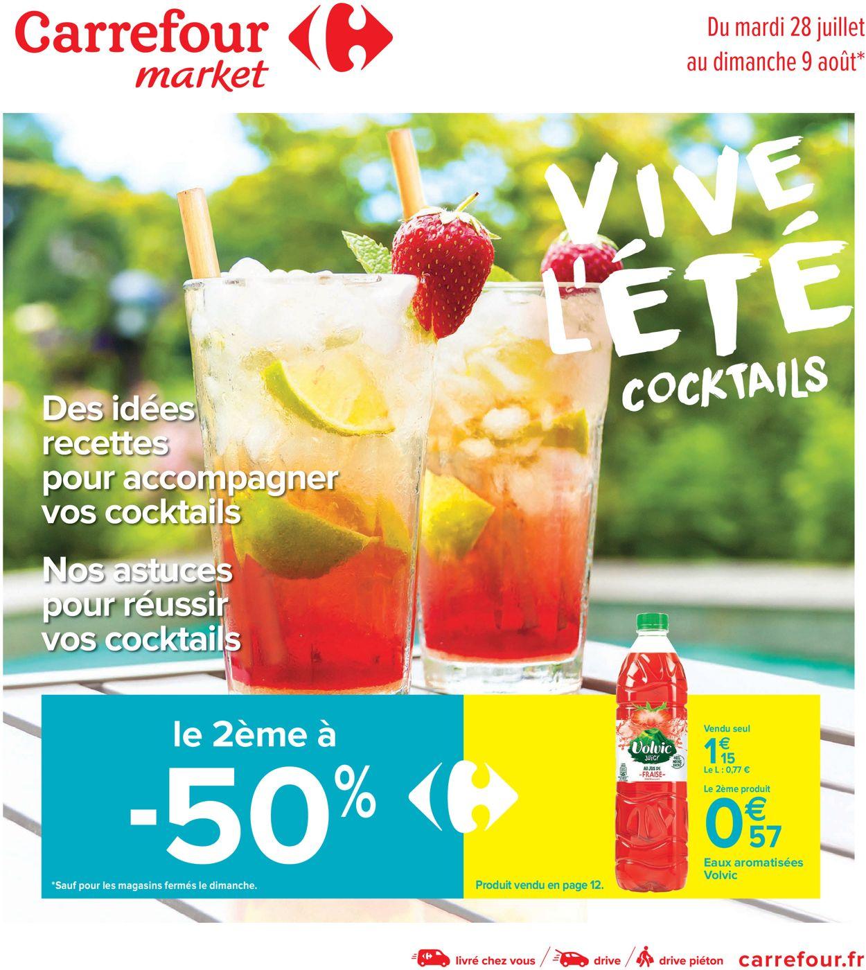 Carrefour Catalogue - 28.07-09.08.2020