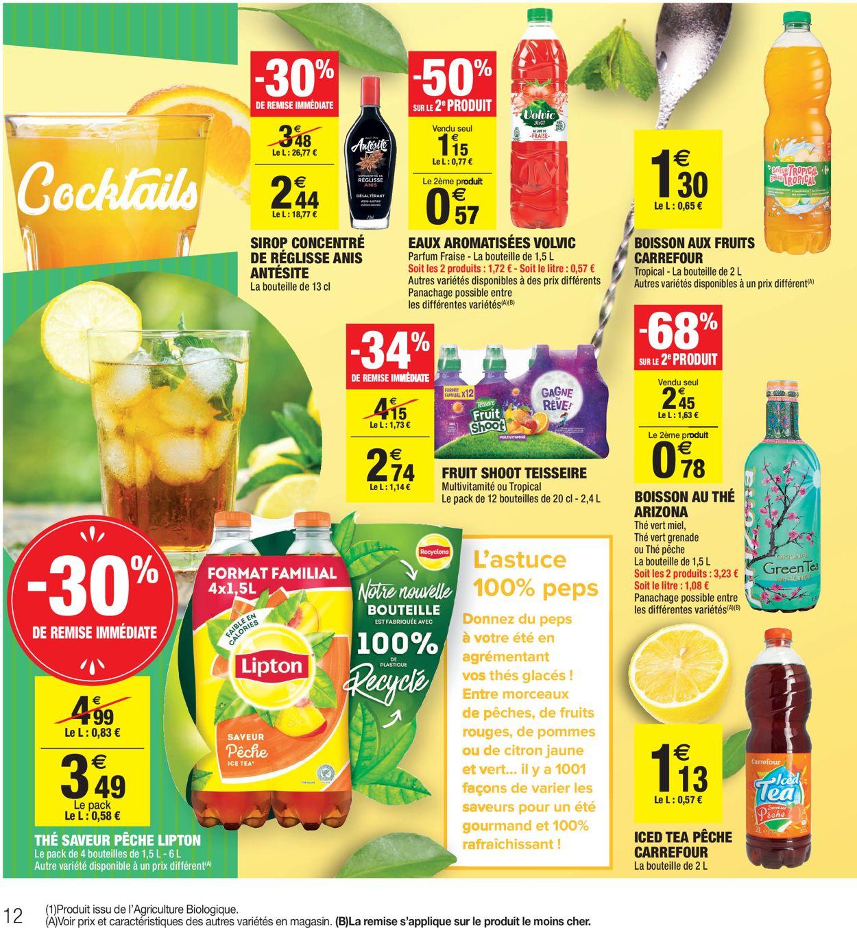 Carrefour Catalogue - 28.07-09.08.2020 (Page 12)