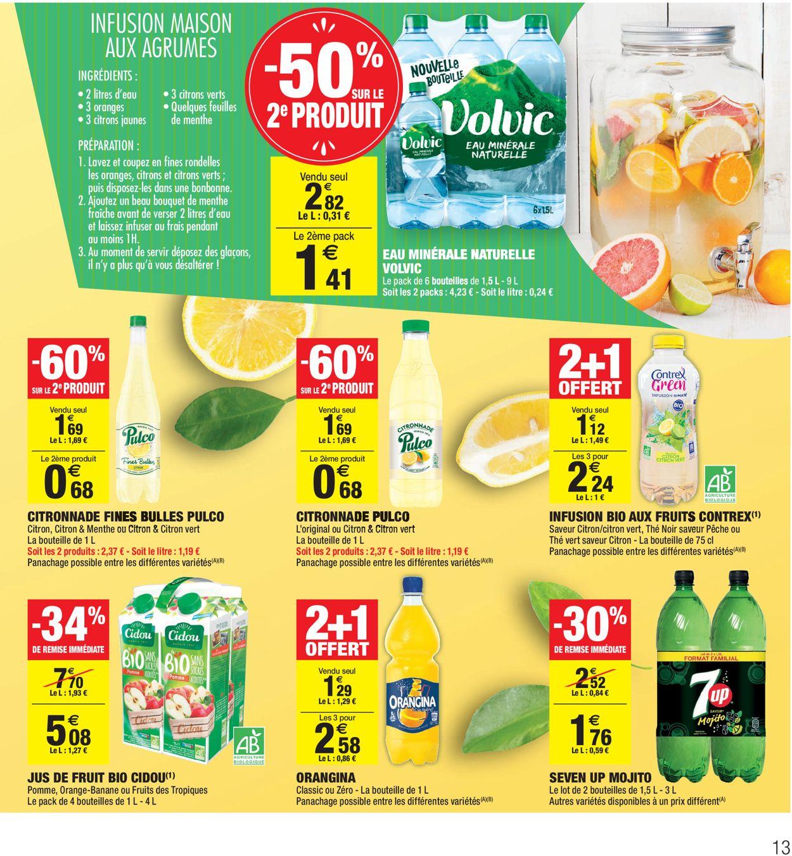 Carrefour Catalogue - 28.07-09.08.2020 (Page 13)