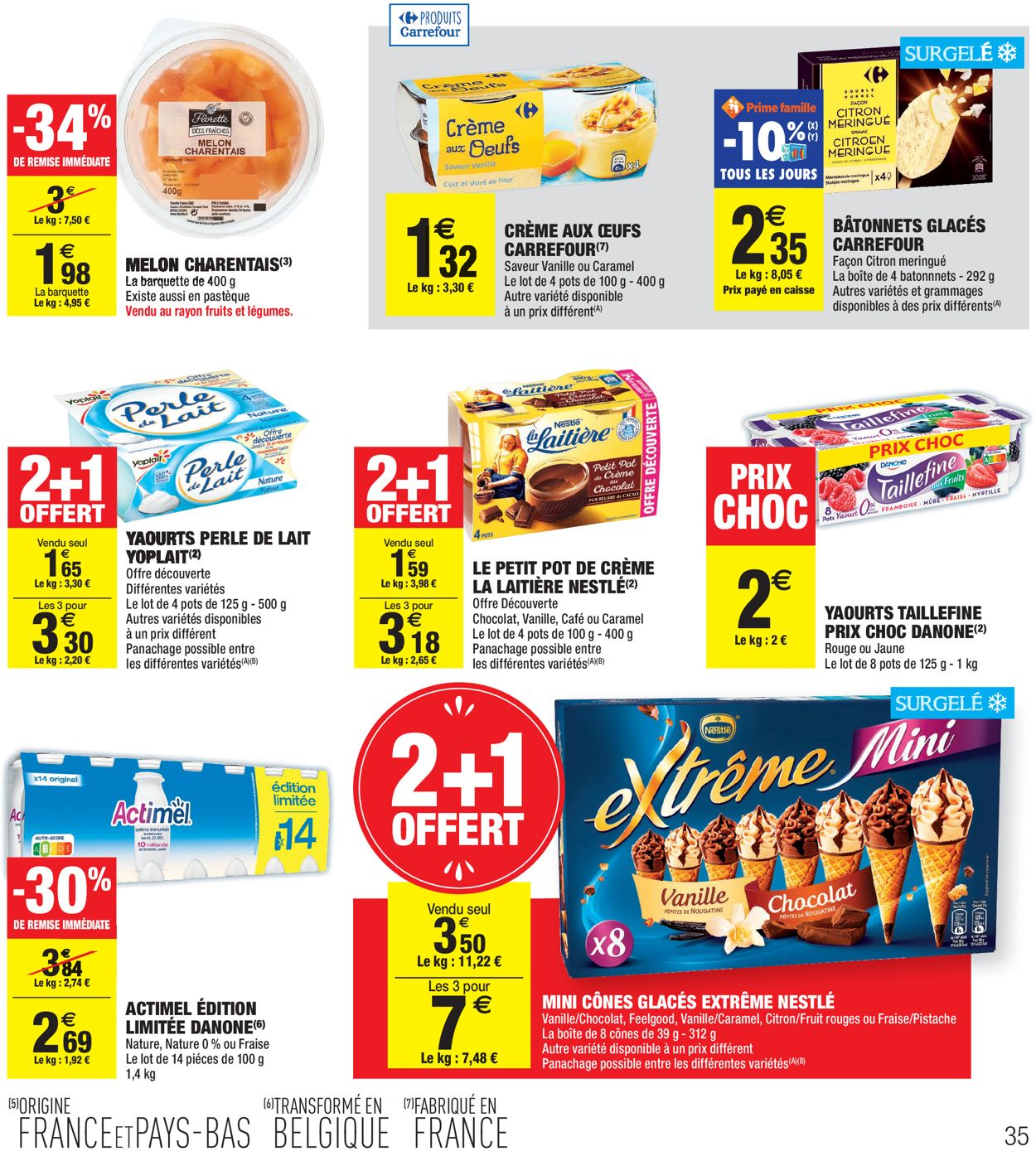 Carrefour Catalogue - 28.07-09.08.2020 (Page 35)