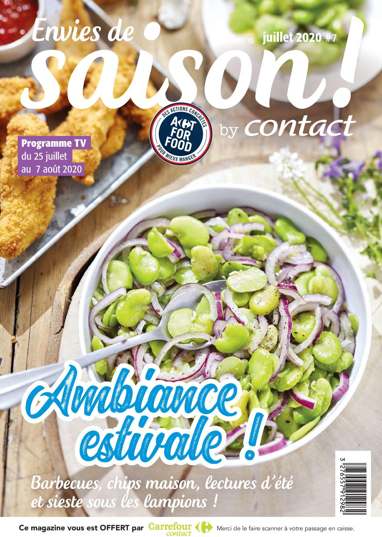Carrefour Catalogue - 25.07-07.08.2020