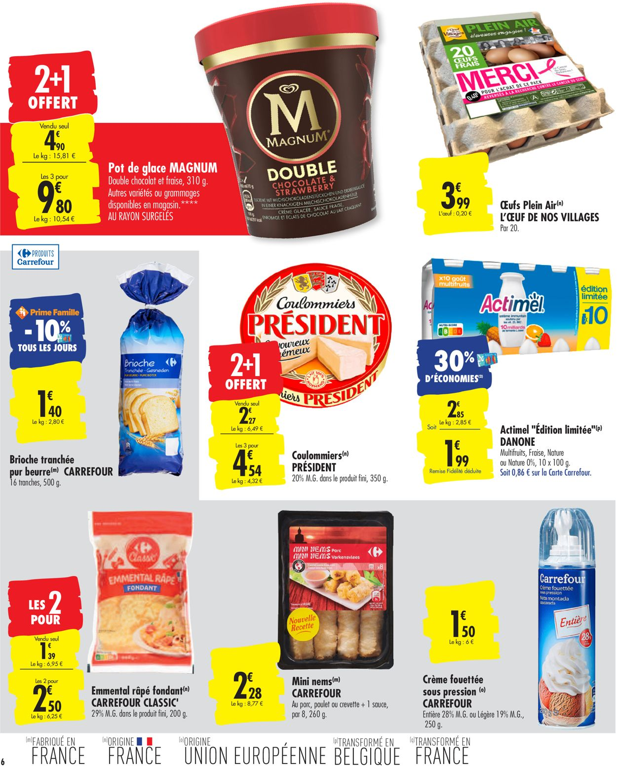 Carrefour Catalogue - 04.08-10.08.2020 (Page 6)