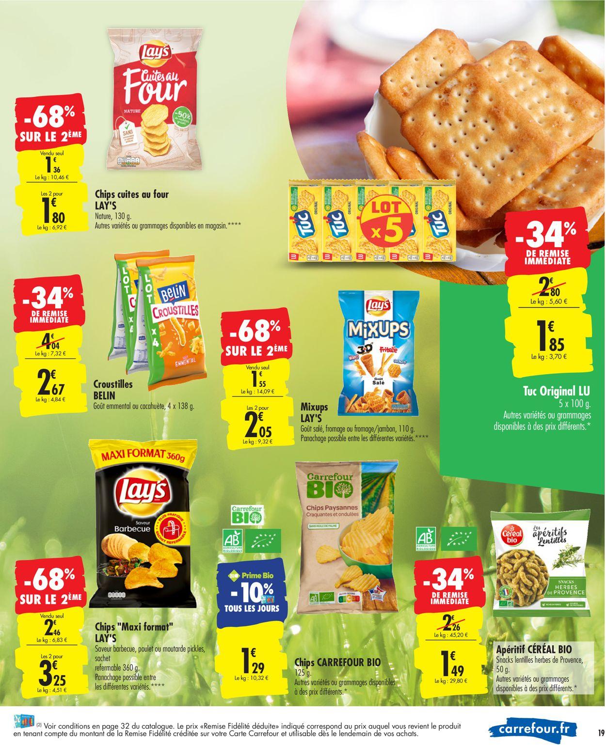 Carrefour Catalogue - 04.08-10.08.2020 (Page 19)