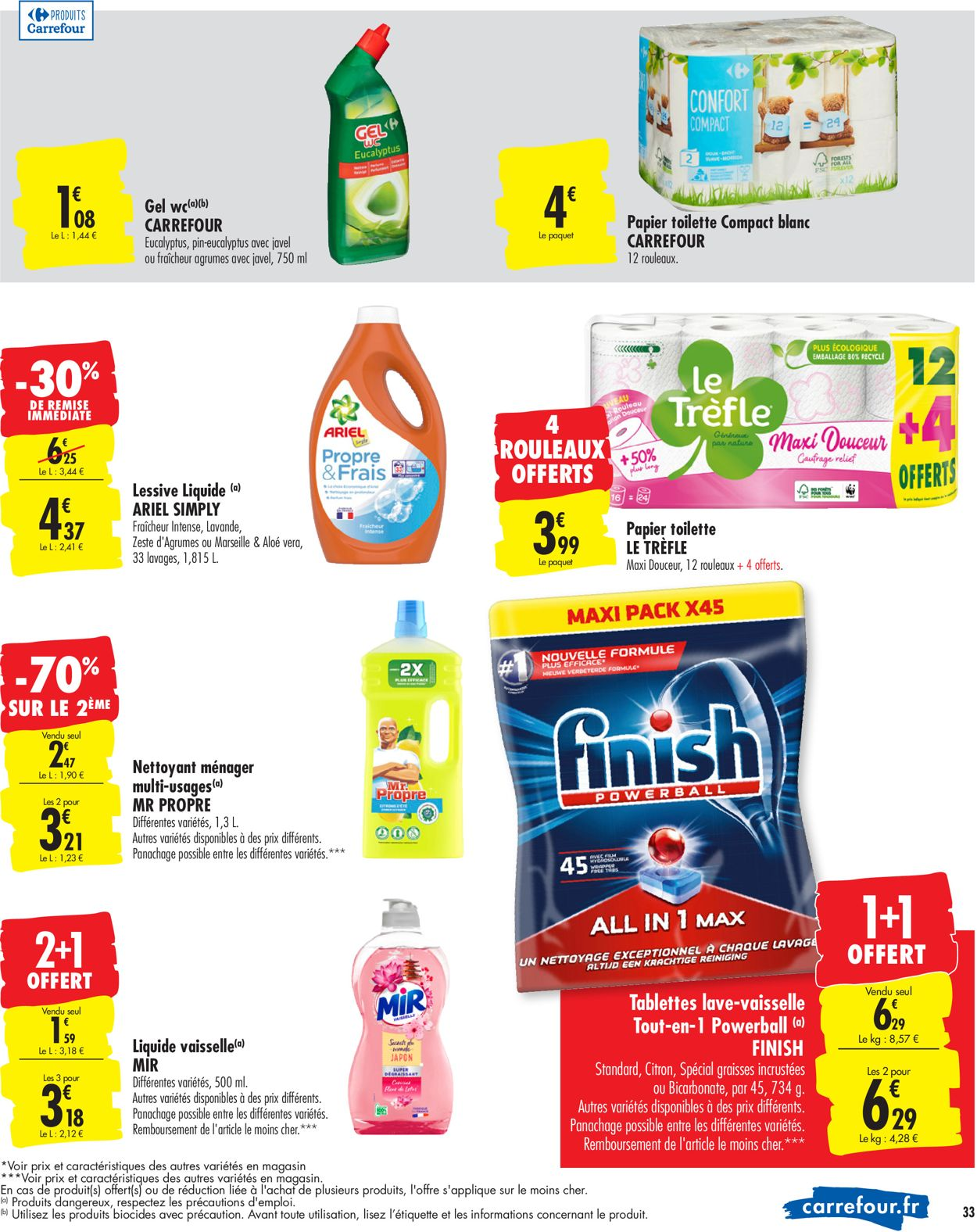 Carrefour Catalogue - 04.08-10.08.2020 (Page 35)