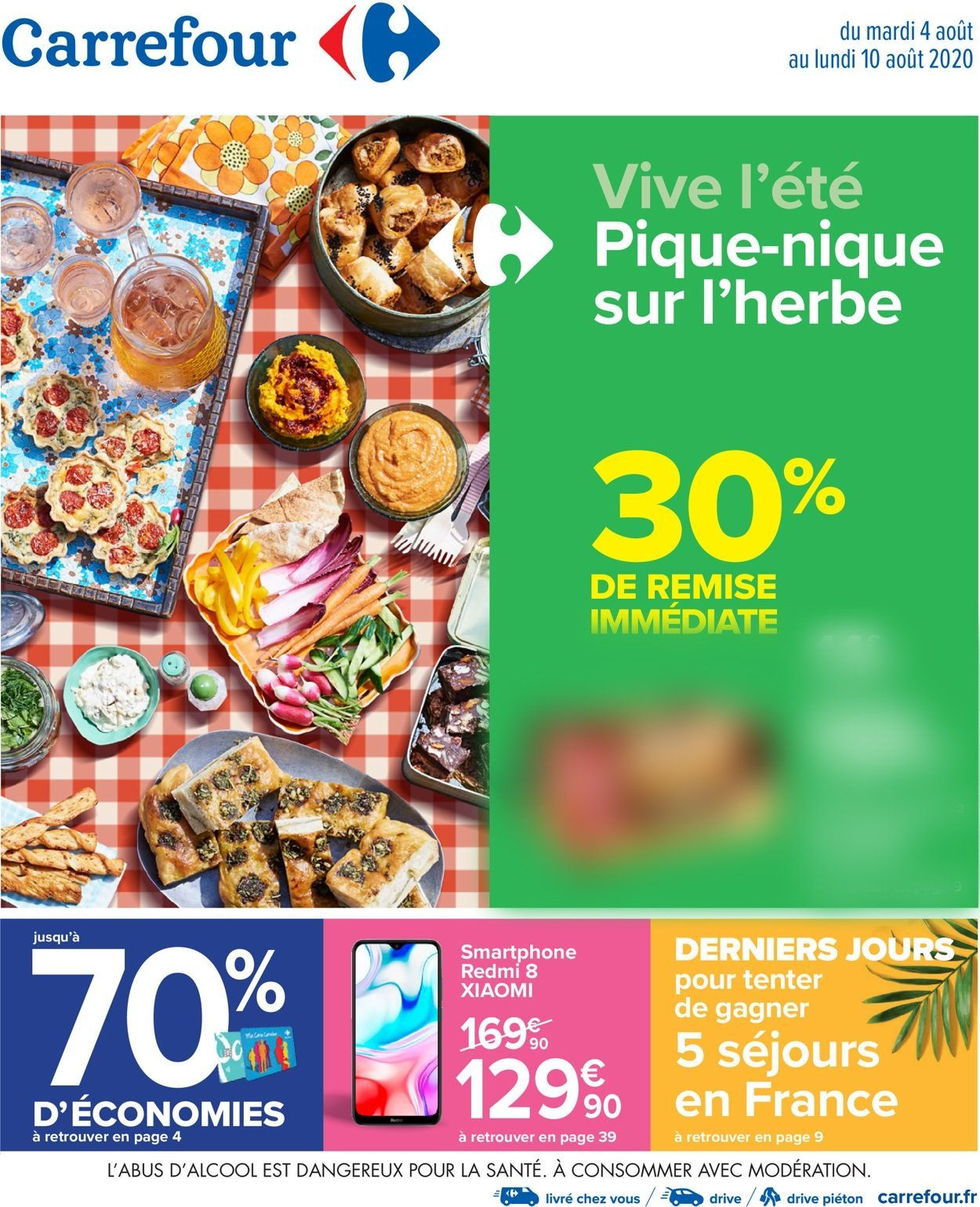 Carrefour Catalogue - 04.08-10.08.2020
