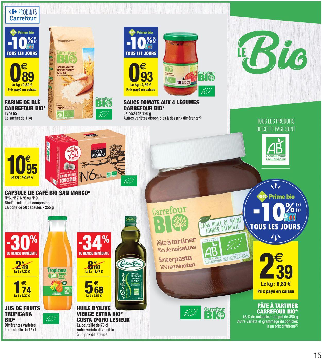 Carrefour Catalogue - 04.08-09.08.2020 (Page 15)