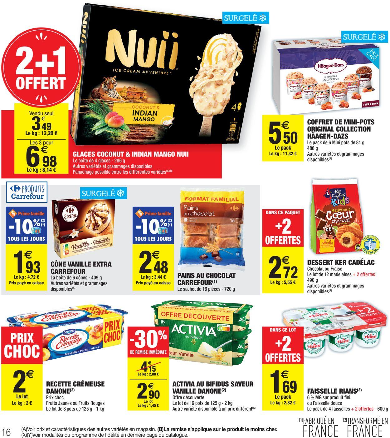 Carrefour Catalogue - 04.08-09.08.2020 (Page 16)
