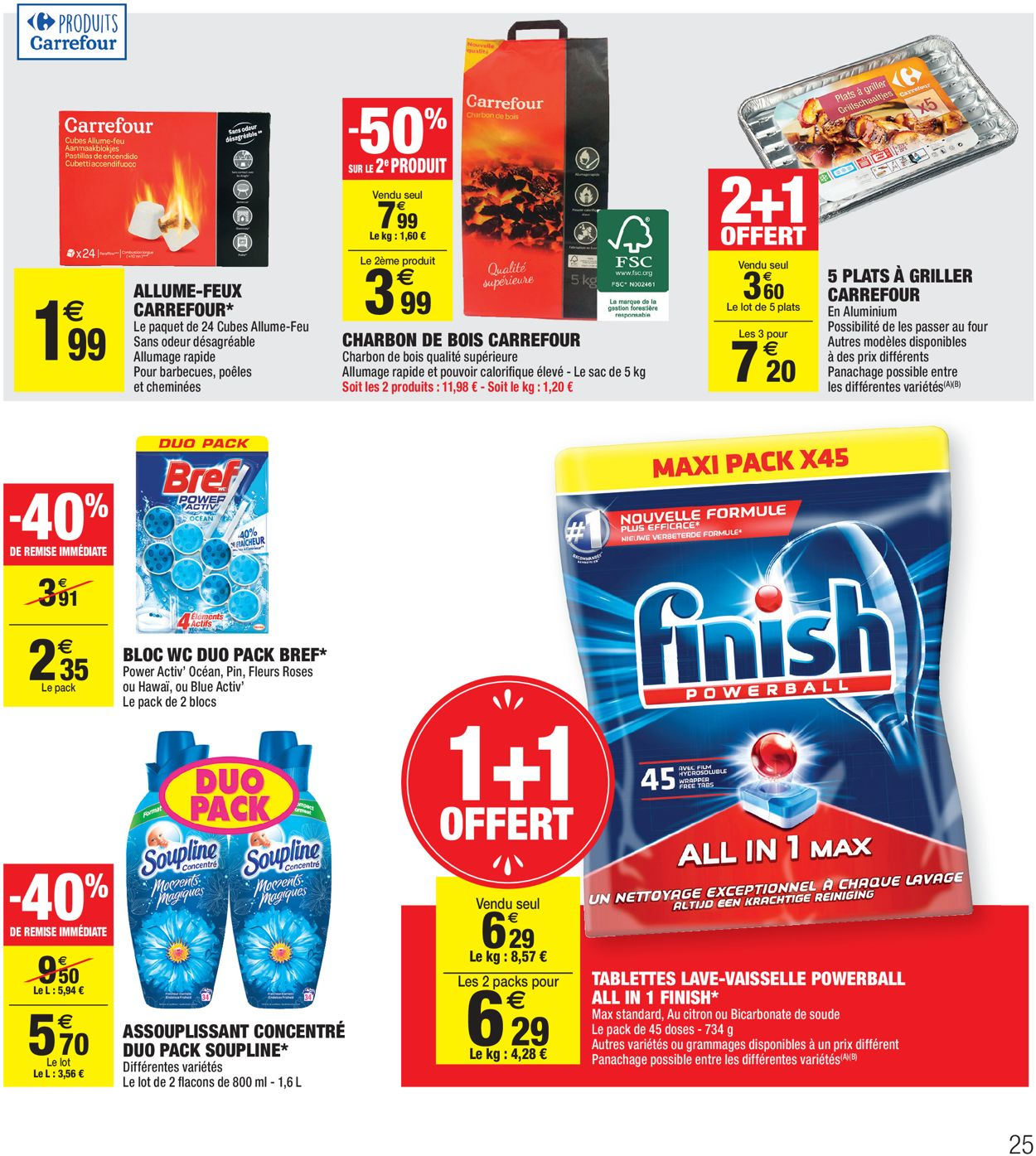 Carrefour Catalogue - 04.08-09.08.2020 (Page 25)