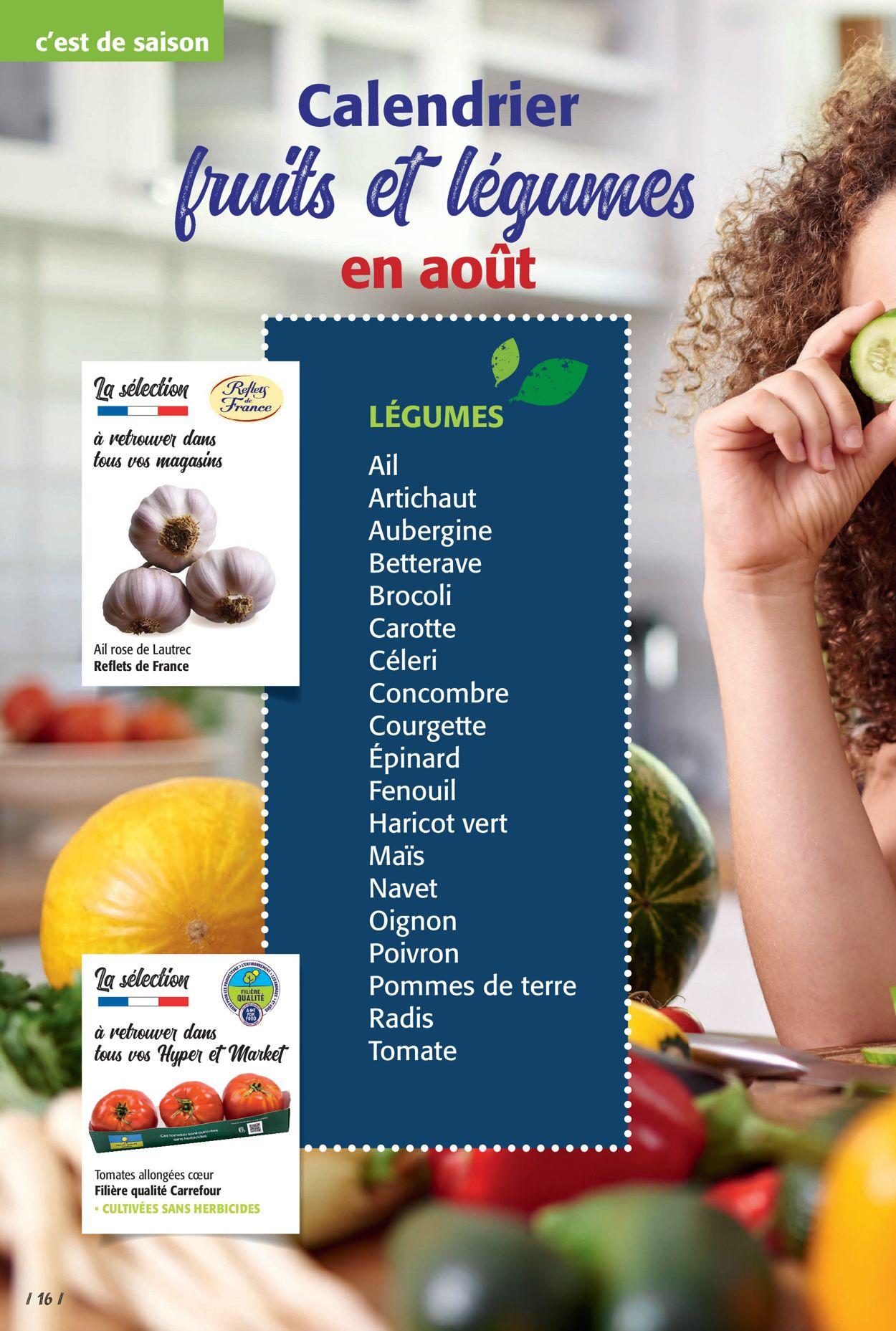 Carrefour Catalogue - 01.08-31.08.2020 (Page 16)