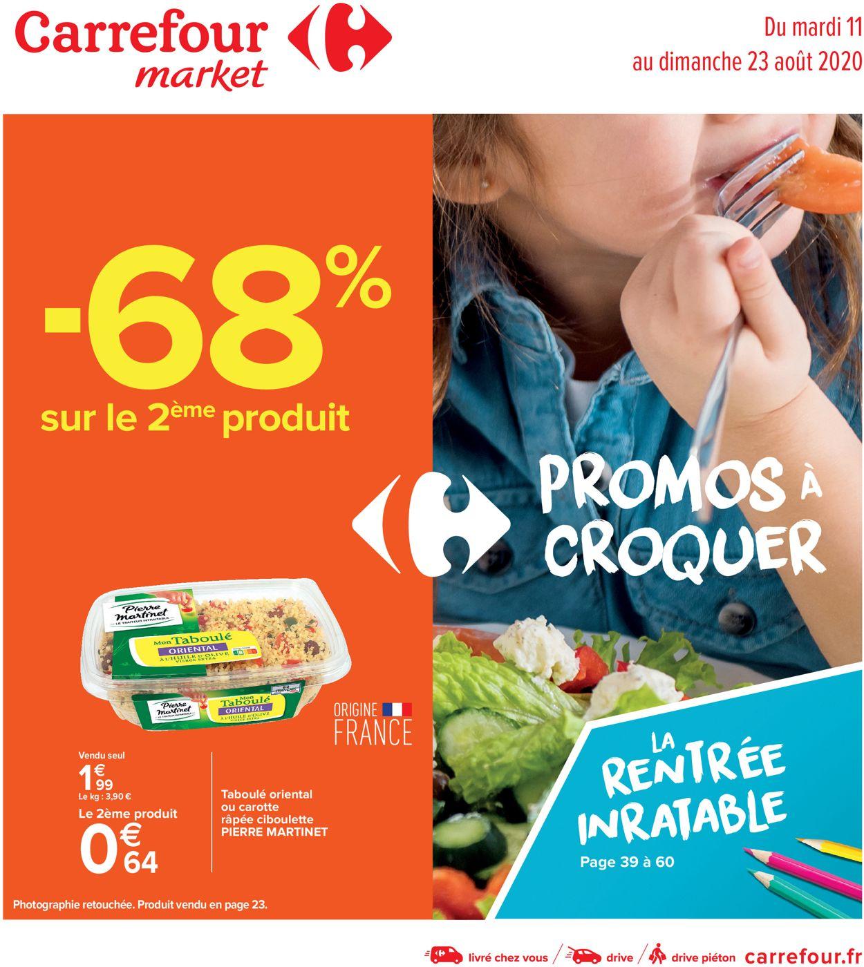 Carrefour Catalogue - 11.08-23.08.2020
