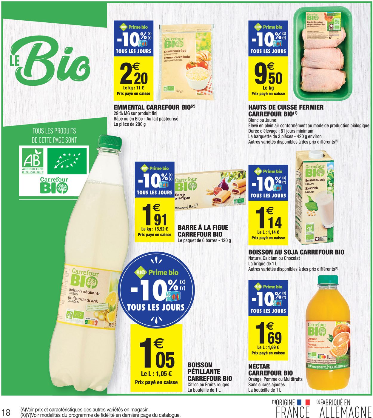 Carrefour Catalogue - 11.08-23.08.2020 (Page 18)