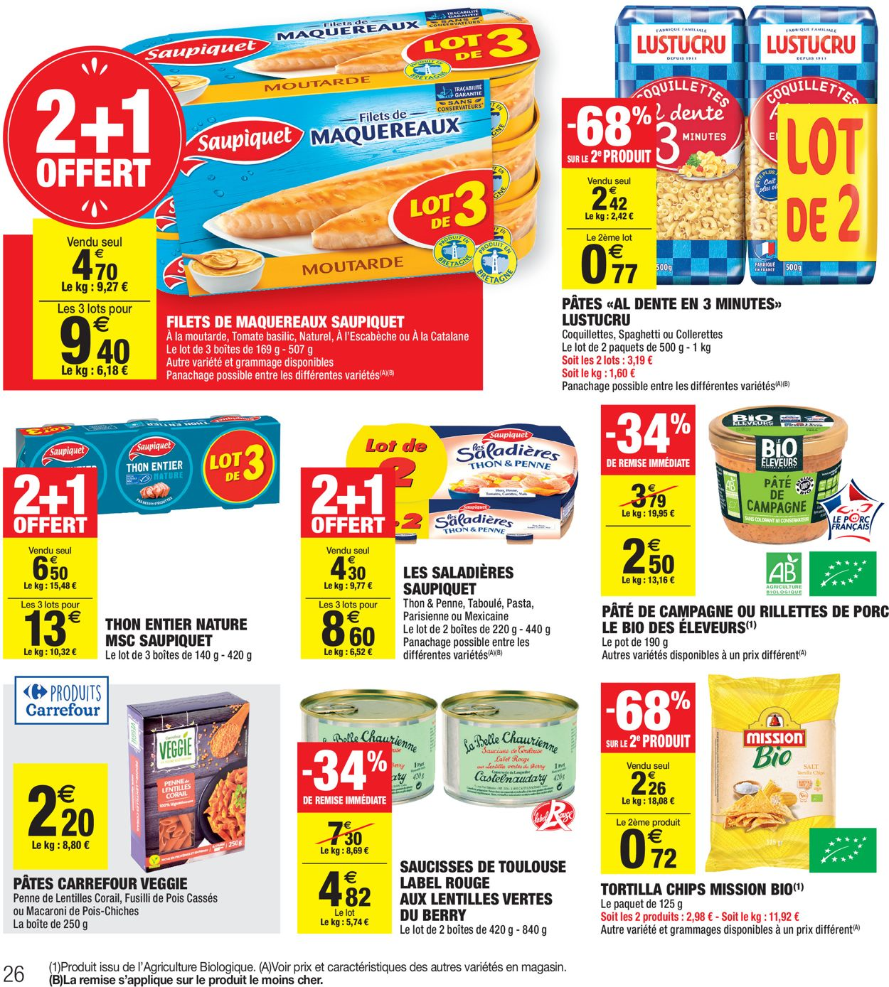 Carrefour Catalogue - 11.08-23.08.2020 (Page 26)