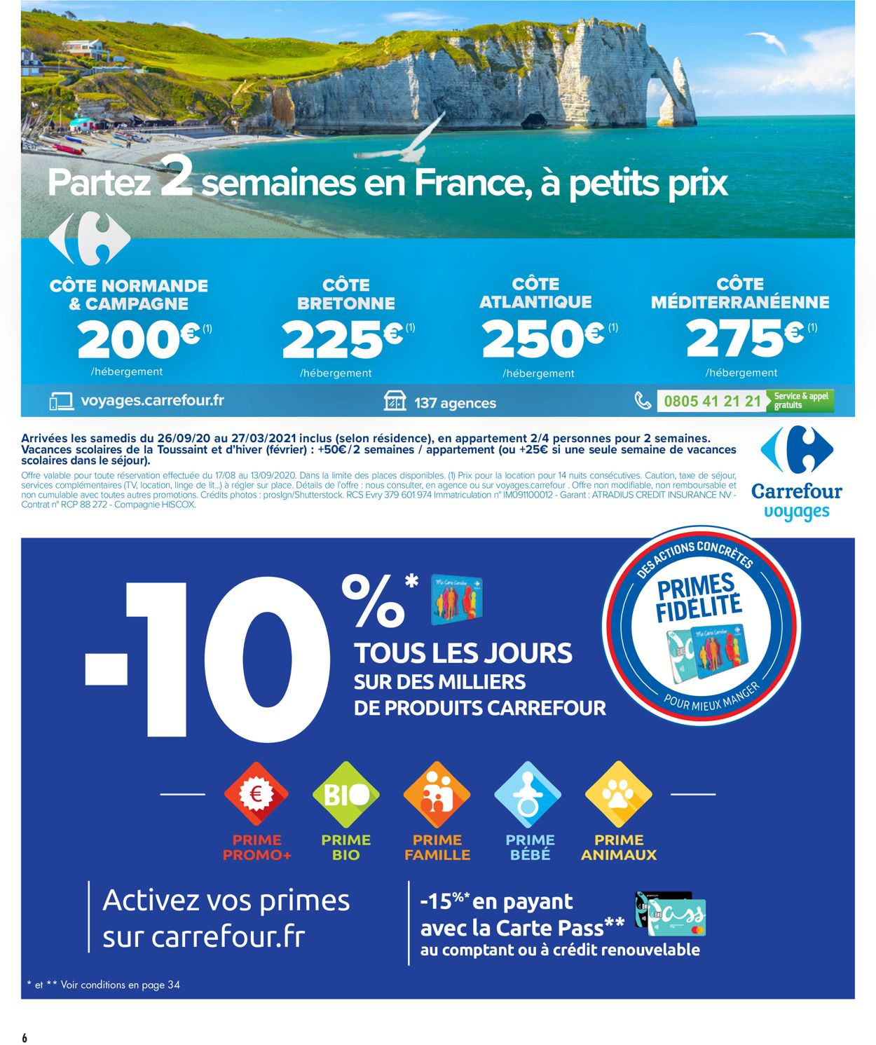 Carrefour Catalogue - 18.08-24.08.2020 (Page 6)