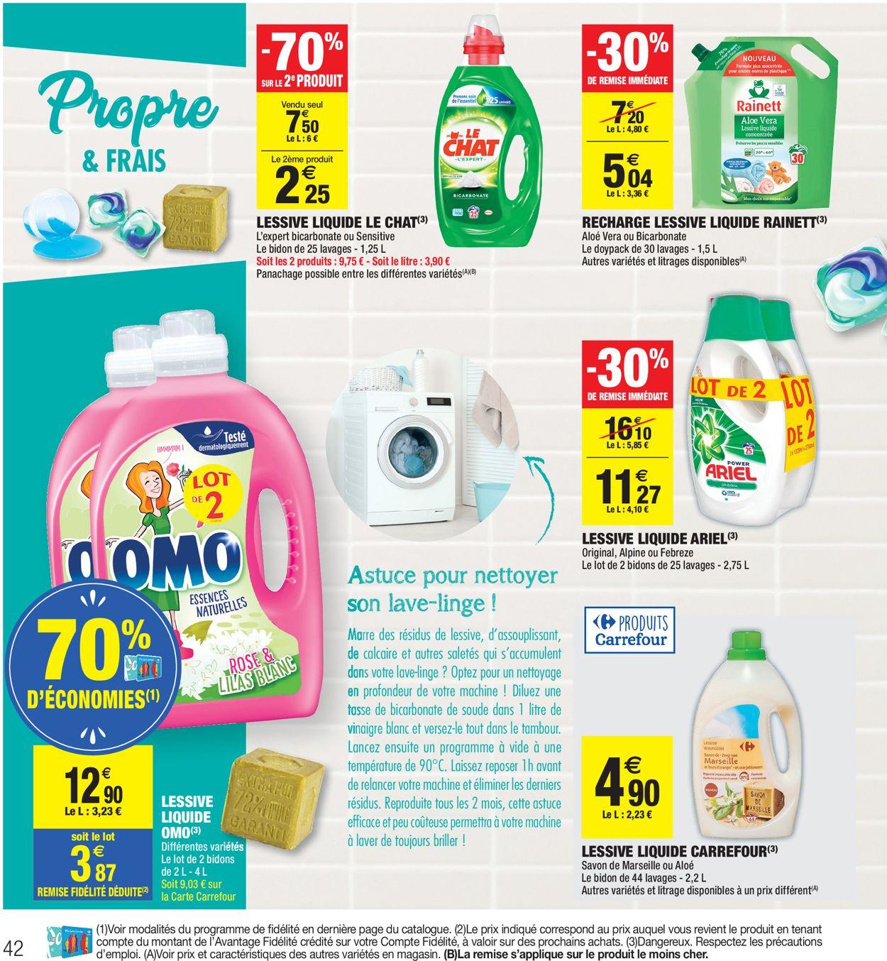 Carrefour Catalogue - 18.08-30.08.2020 (Page 42)