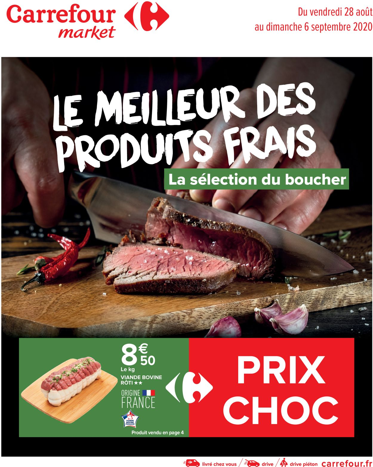 Carrefour Catalogue - 28.08-06.09.2020