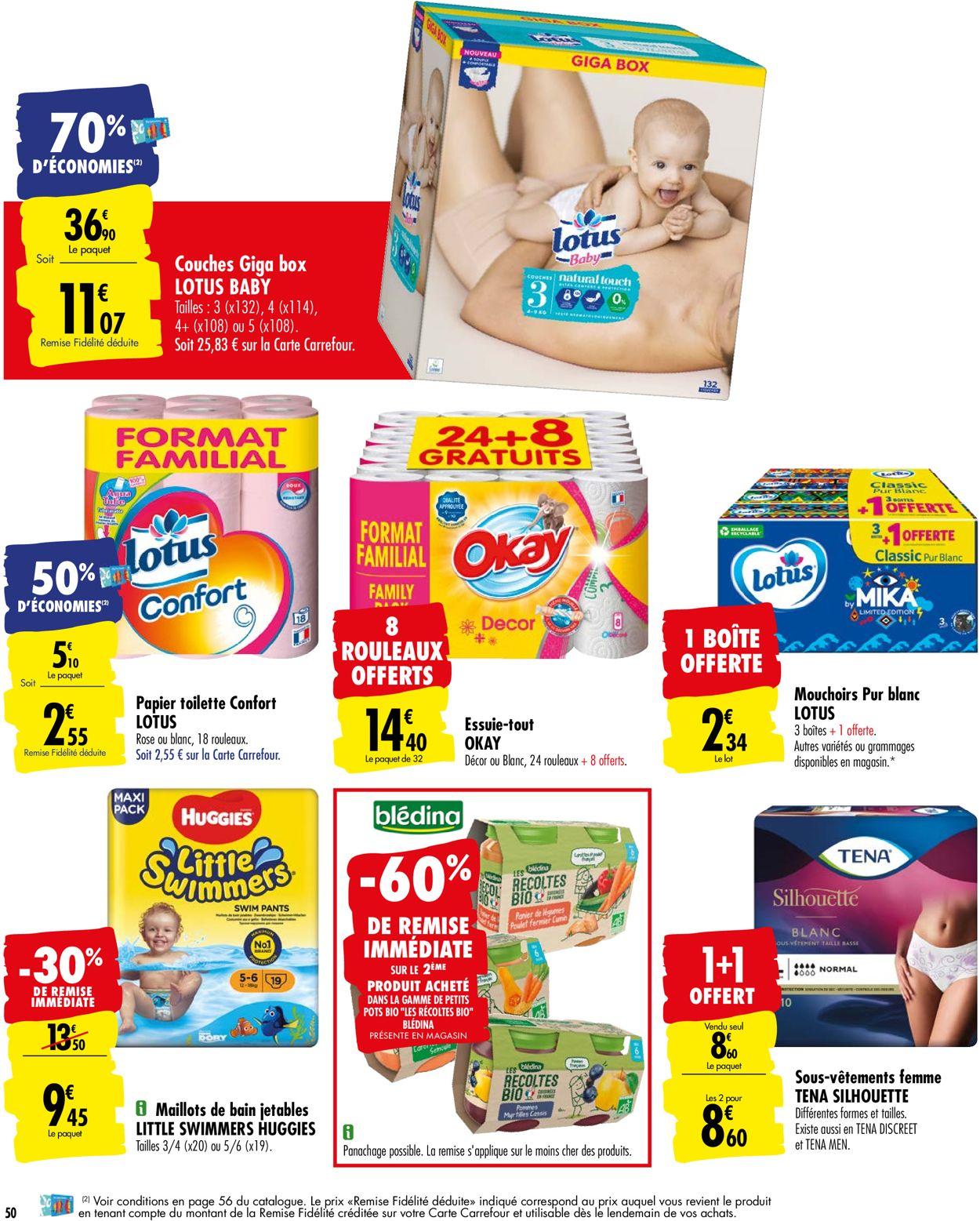 Carrefour Catalogue - 01.09-14.09.2020 (Page 52)