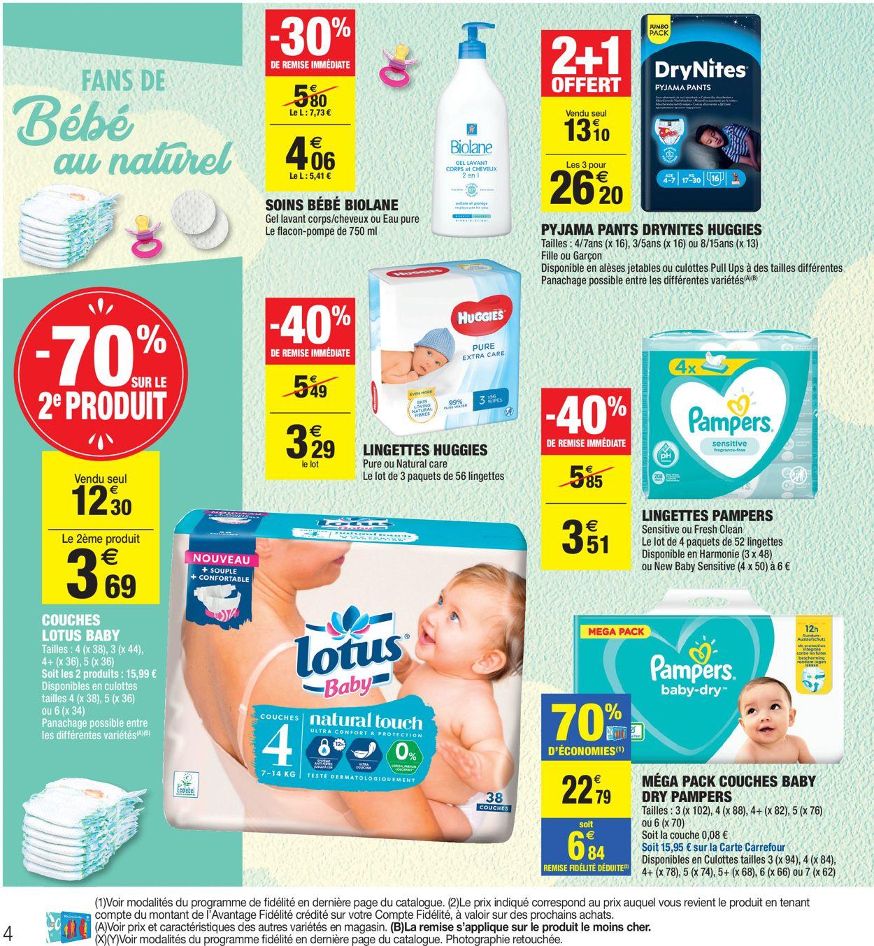 Carrefour Catalogue - 01.09-13.09.2020 (Page 4)