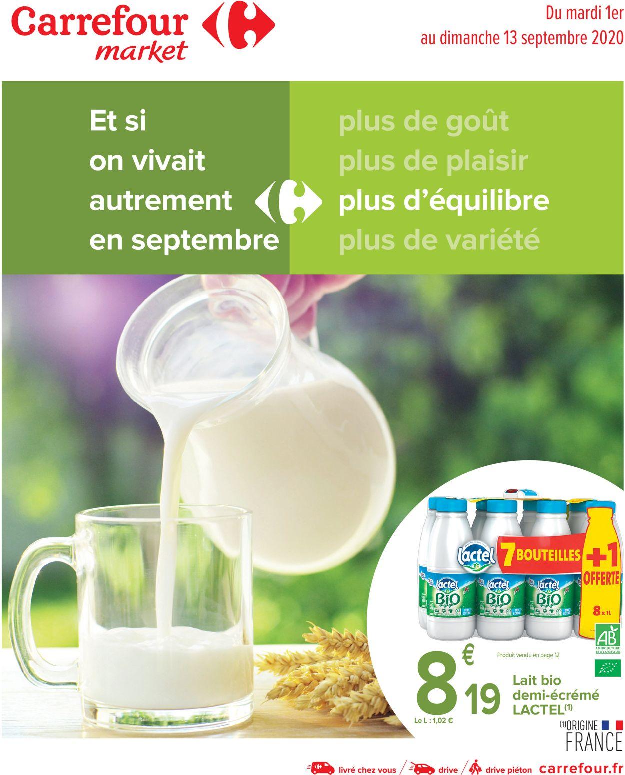 Carrefour Catalogue - 01.09-13.09.2020
