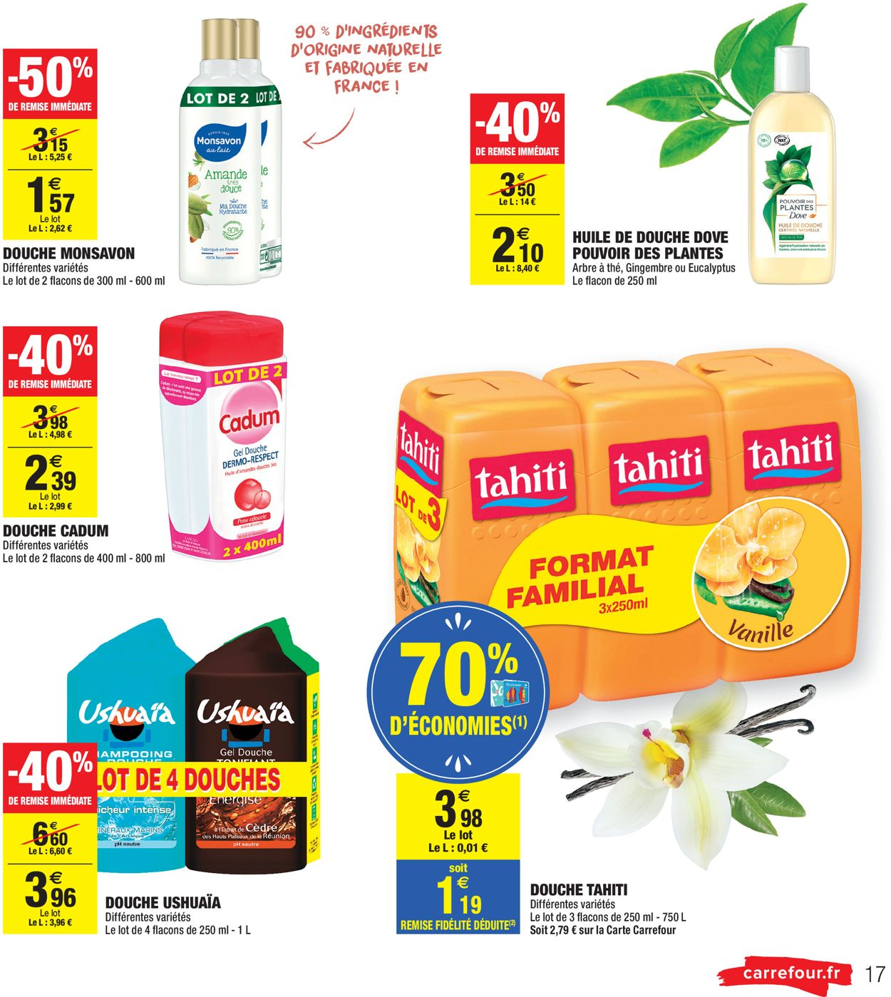 Carrefour Catalogue - 08.09-20.09.2020 (Page 17)
