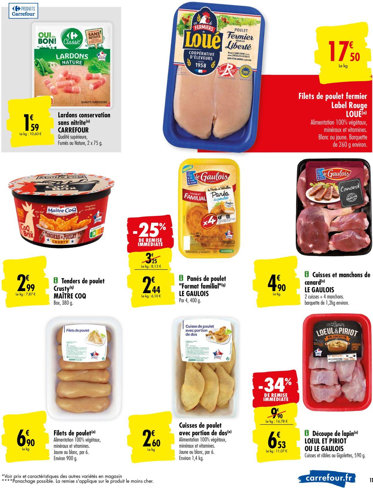 Carrefour Catalogue - 15.09-21.09.2020 (Page 11)