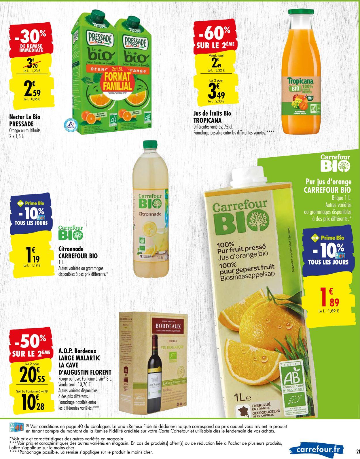 Carrefour Catalogue - 15.09-21.09.2020 (Page 21)