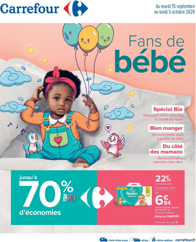Carrefour Catalogue - 15.09-05.10.2020