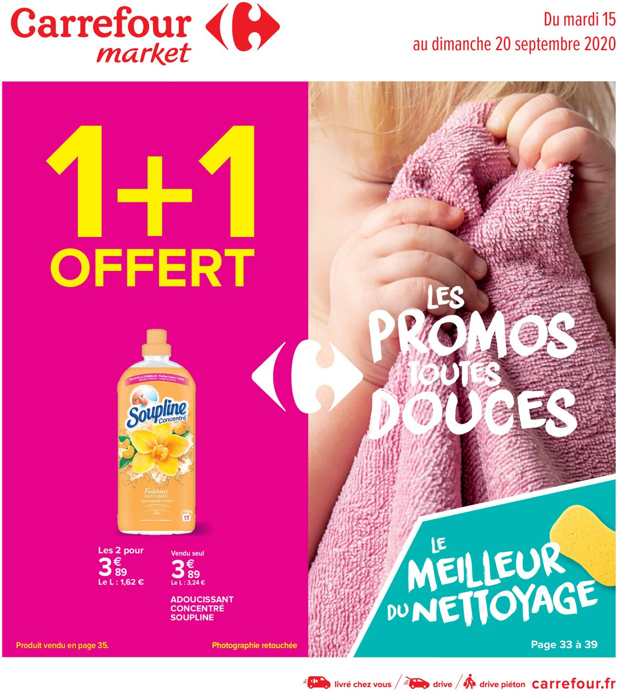 Carrefour Catalogue - 15.09-20.09.2020