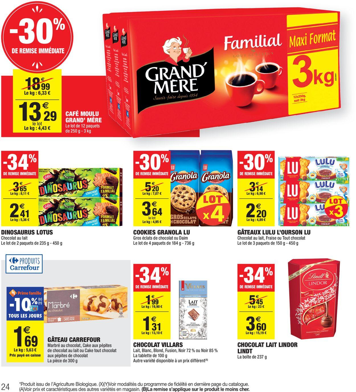 Carrefour Catalogue - 15.09-20.09.2020 (Page 24)