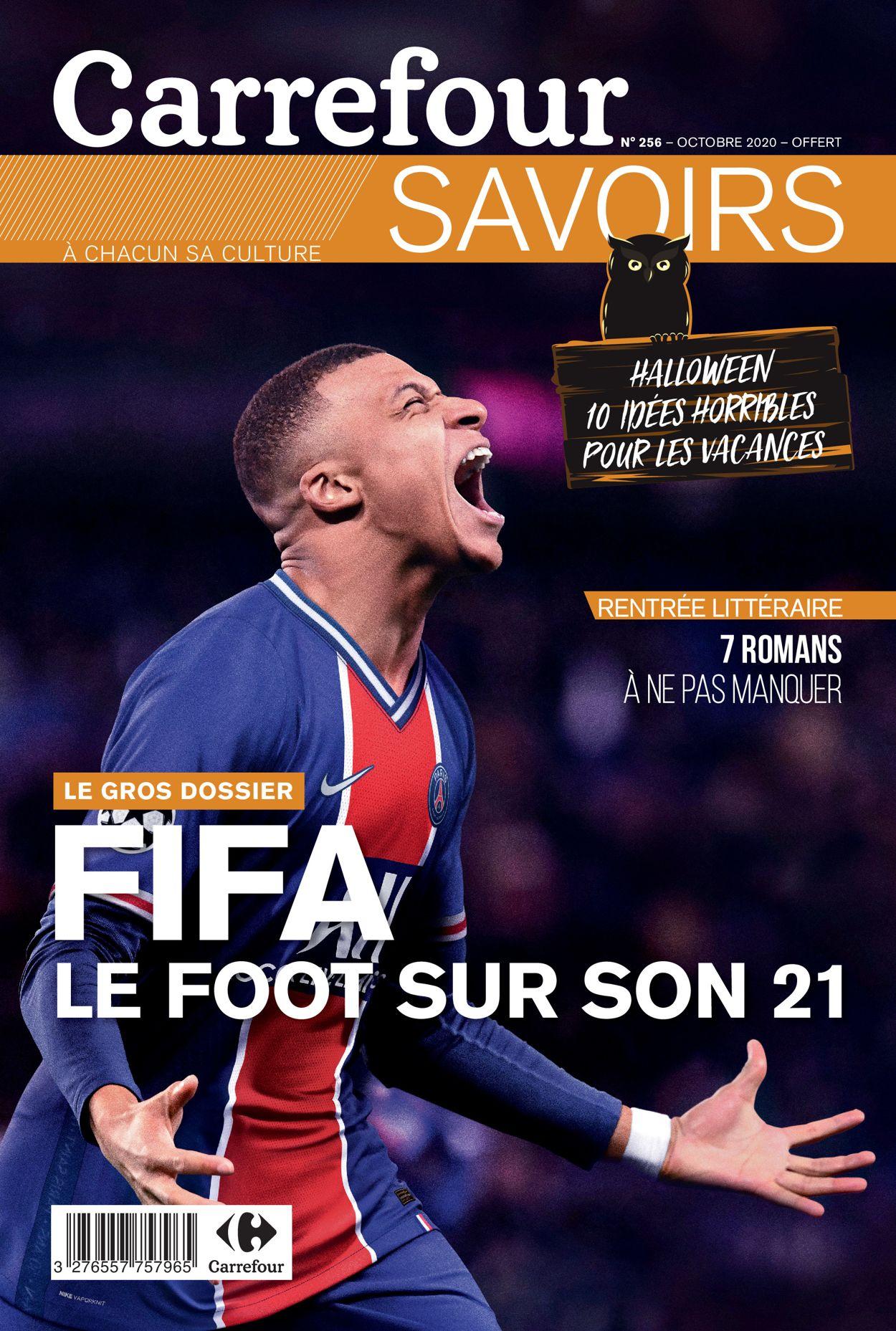 Carrefour Catalogue - 01.10-31.10.2020