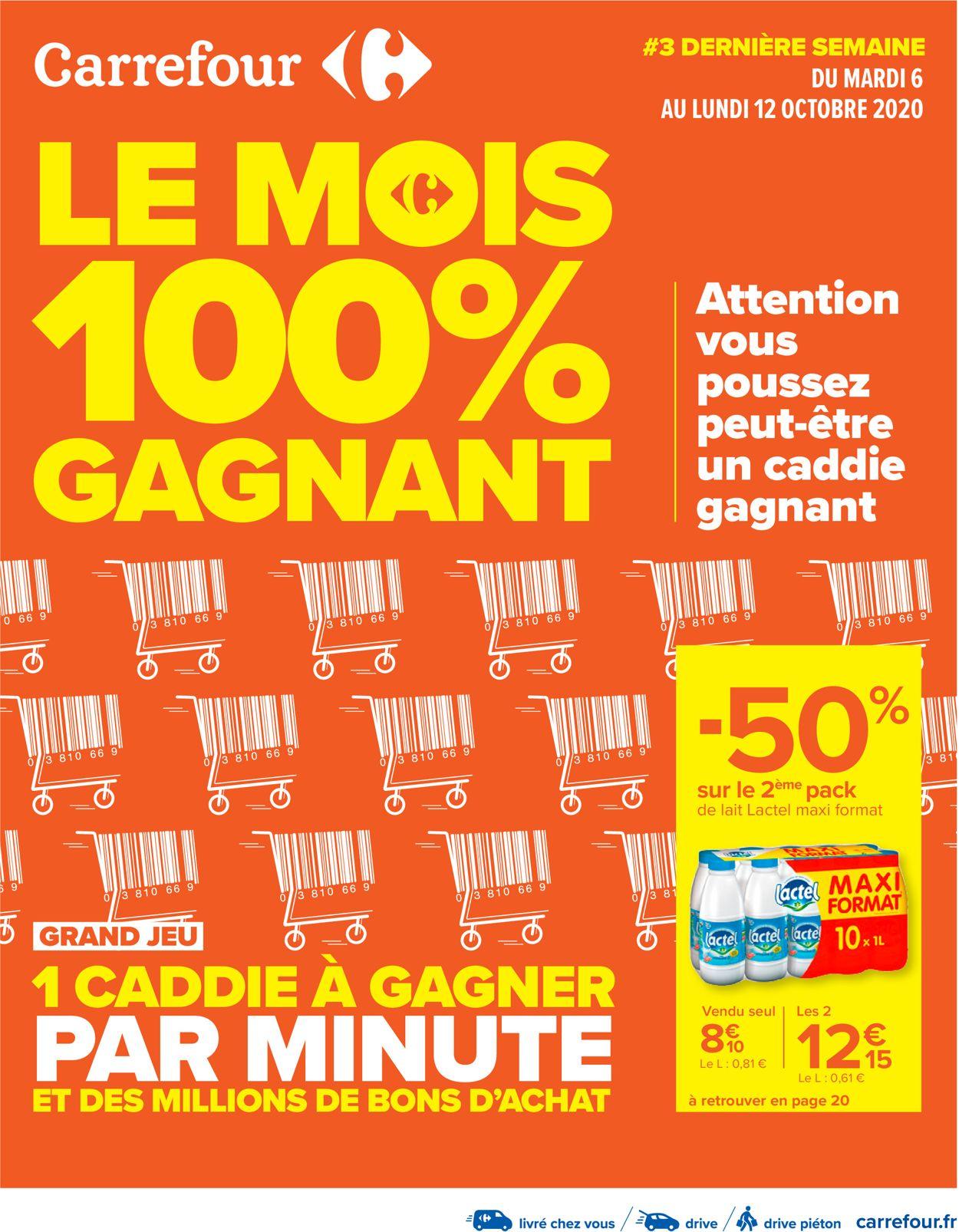 Carrefour Catalogue - 06.10-12.10.2020