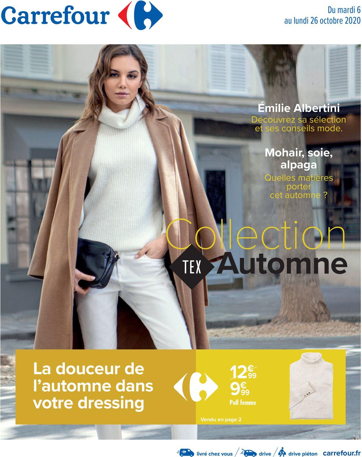 Carrefour Catalogue - 06.10-26.10.2020