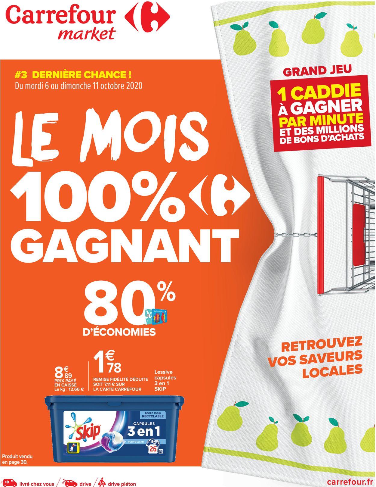 Carrefour Catalogue - 06.10-11.10.2020