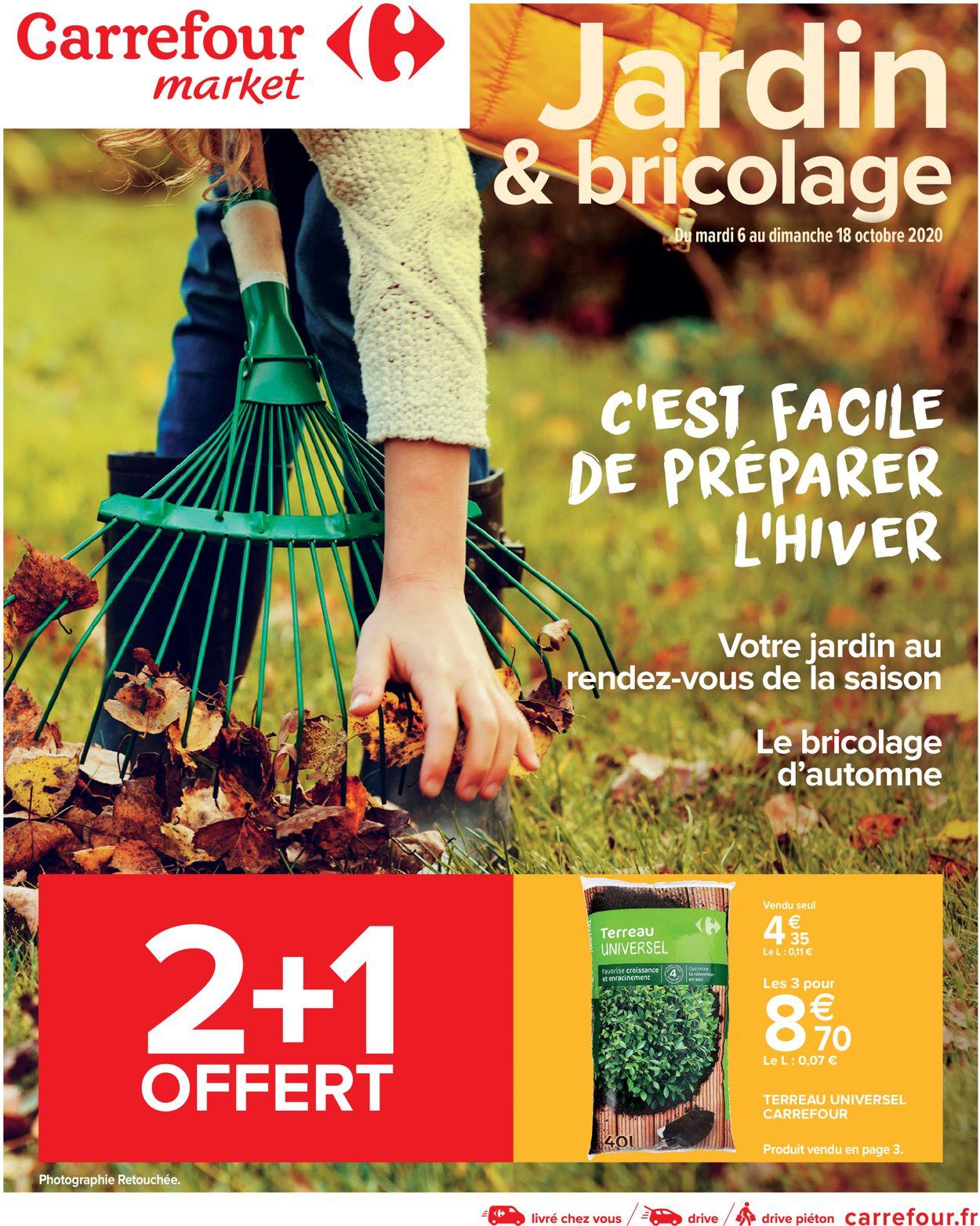Carrefour Catalogue - 06.10-18.10.2020