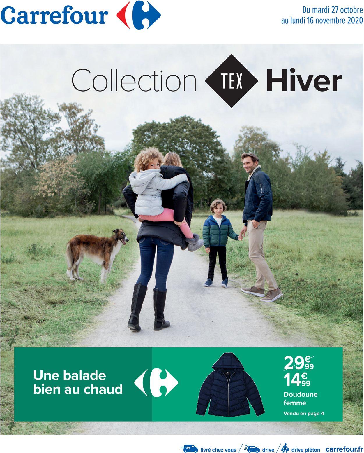 Carrefour Catalogue - 27.10-16.11.2020
