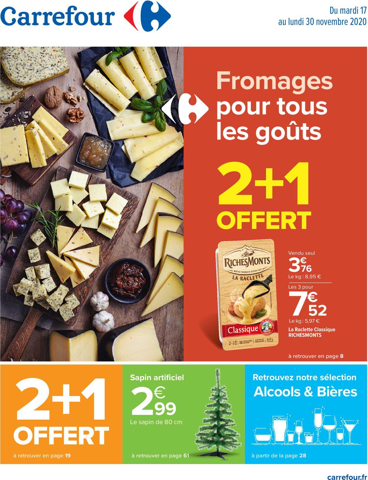 Carrefour Catalogue - 17.11-30.11.2020