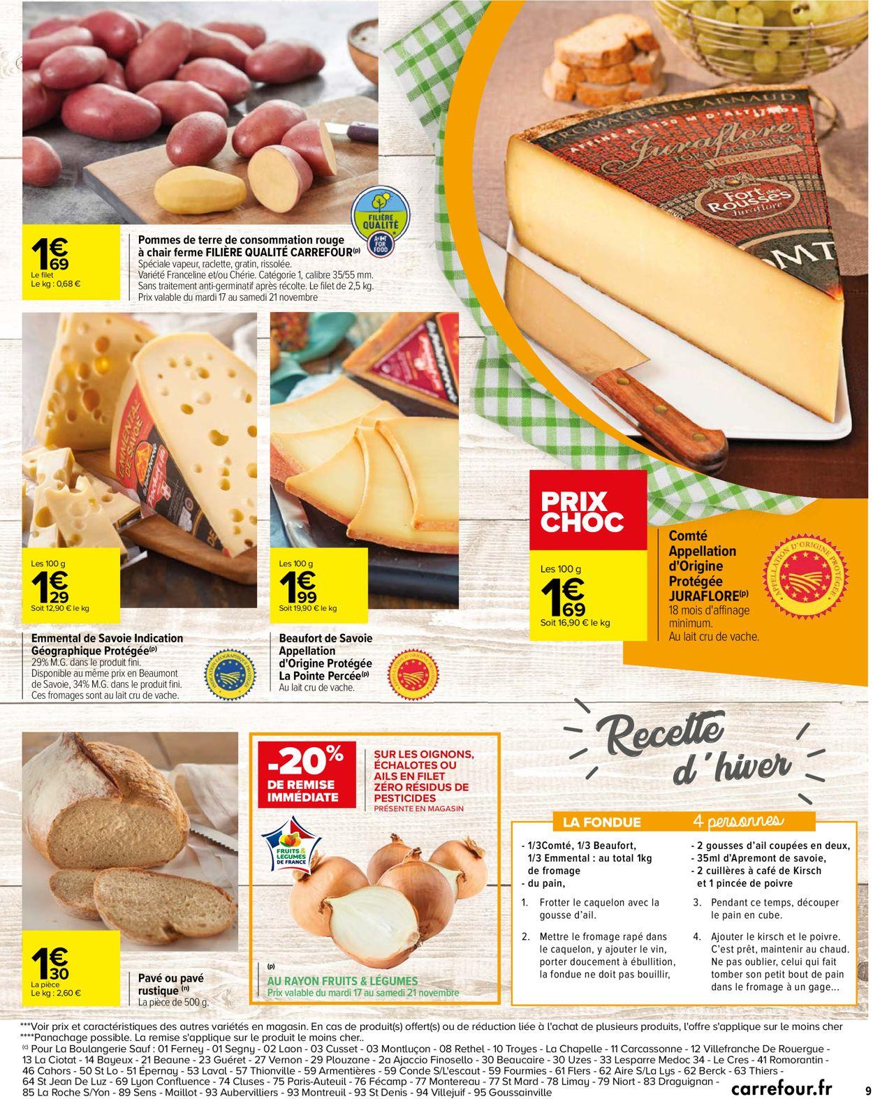 Carrefour Catalogue - 17.11-30.11.2020 (Page 9)