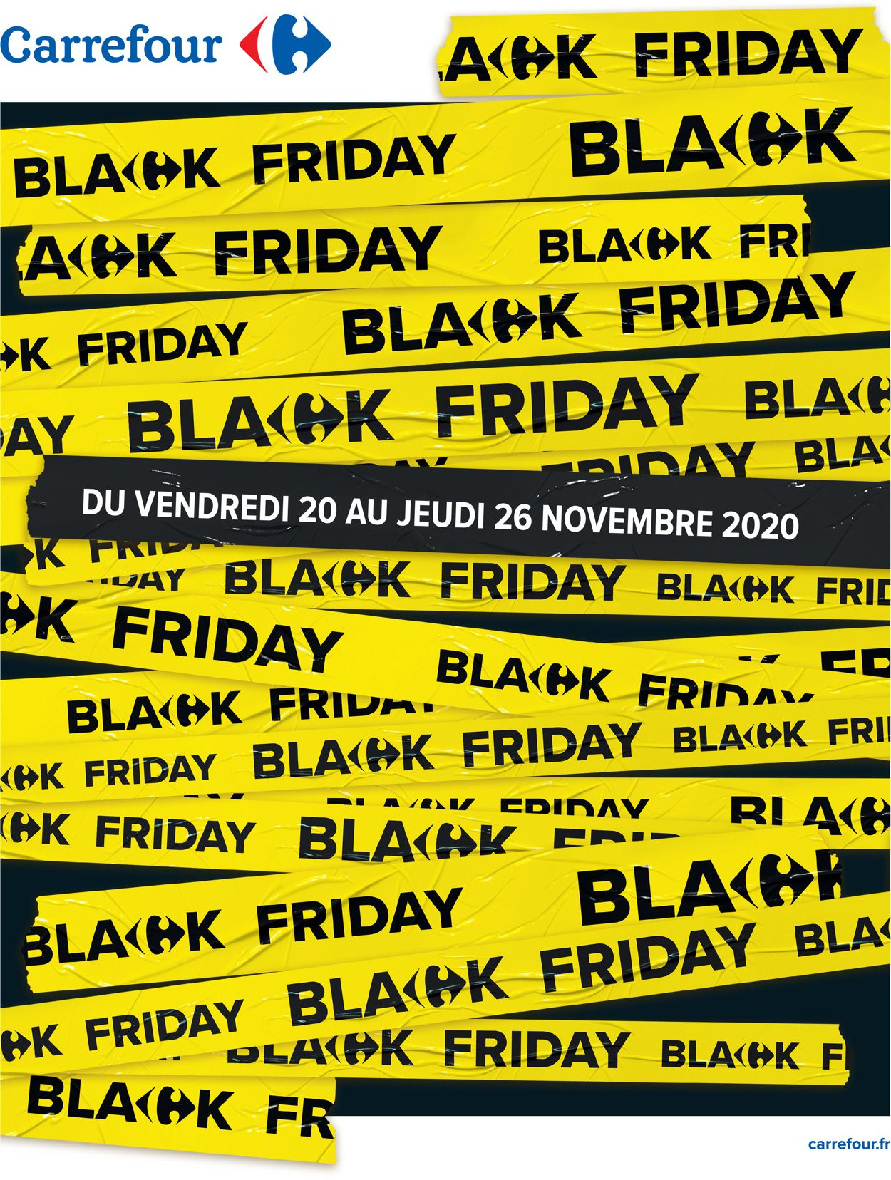 Carrefour Black Friday 2020 Catalogue - 20.11-30.11.2020