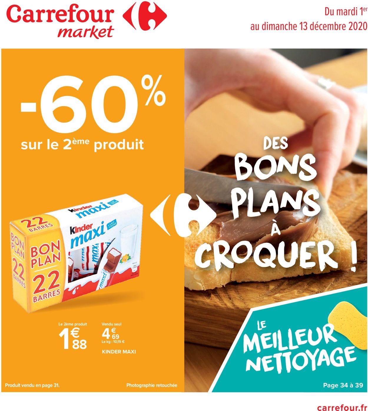 Carrefour Catalogue - 01.12-13.12.2020