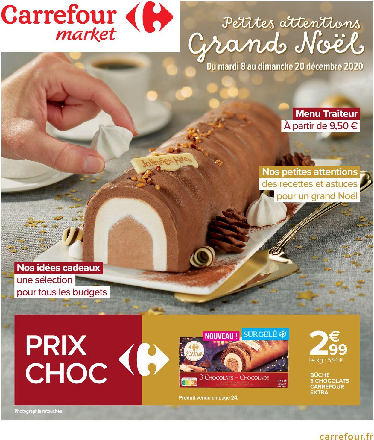 Carrefour Grand Noel 2020 Catalogue - 08.12-20.12.2020