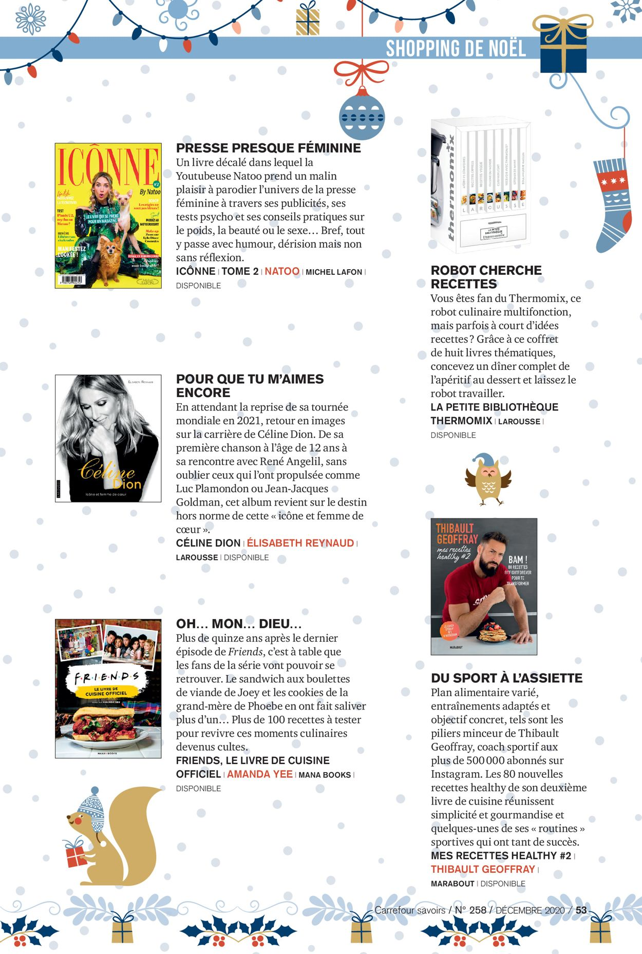 Carrefour Noel 2020 Catalogue - 01.12-30.12.2020 (Page 53)
