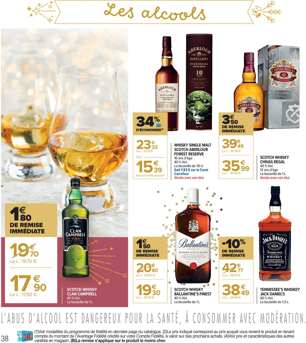 Carrefour Grand Noel 2020 Catalogue - 15.12-24.12.2020 (Page 38)