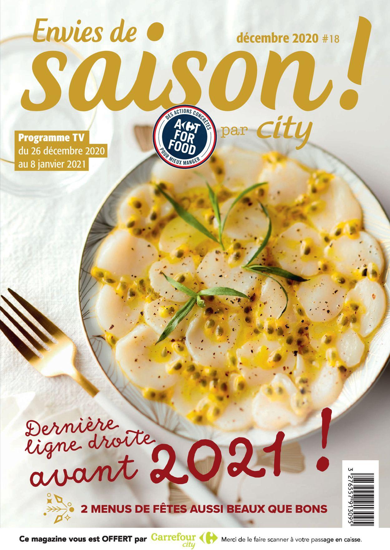 Carrefour Catalogue - 26.12-08.01.2021