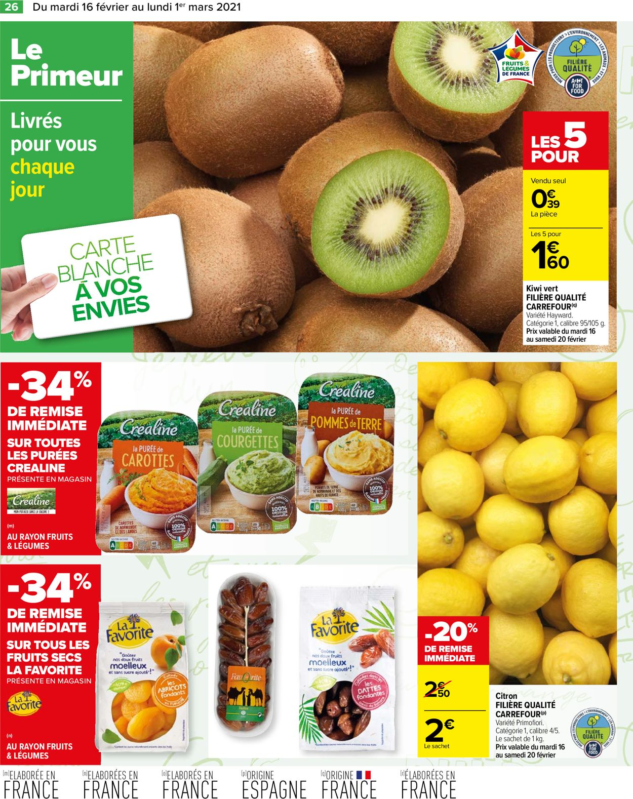 Carrefour Catalogue - 16.02-01.03.2021 (Page 26)