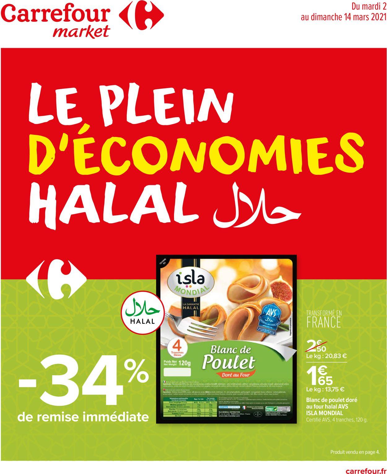 Carrefour Catalogue - 02.03-14.03.2021