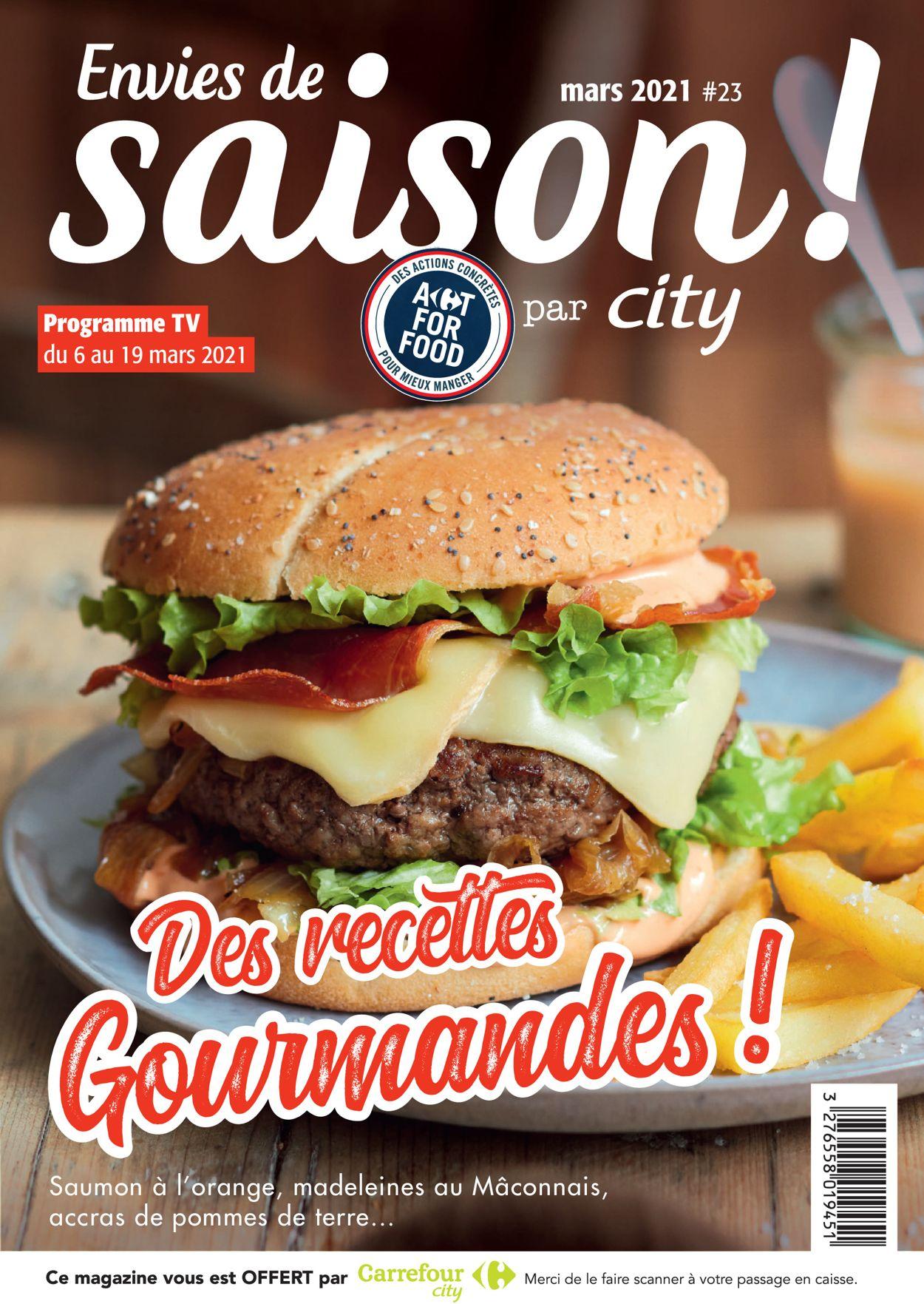 Carrefour Catalogue - 06.03-19.03.2021
