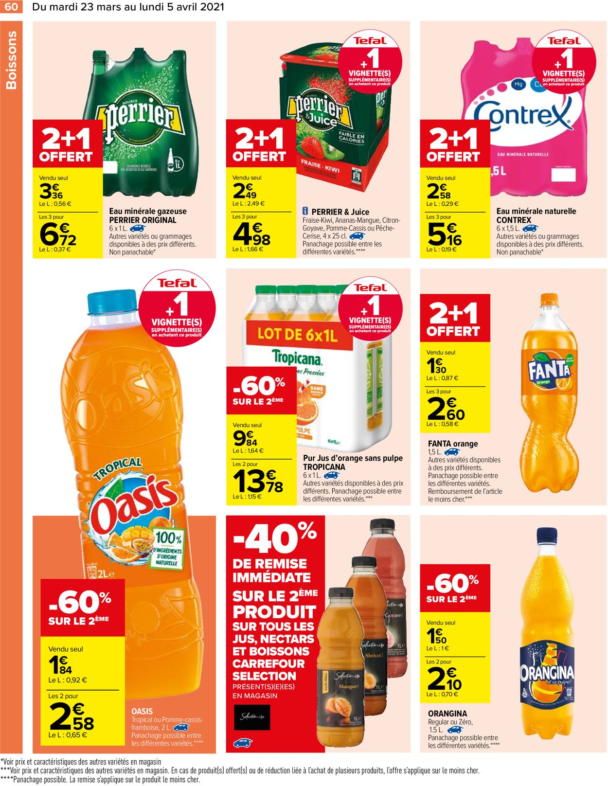 Carrefour Catalogue - 23.03-05.04.2021 (Page 60)