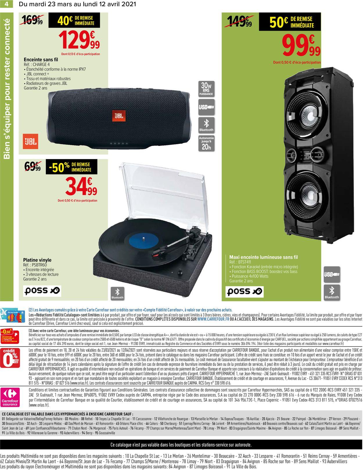 Carrefour Catalogue - 23.03-12.04.2021 (Page 5)