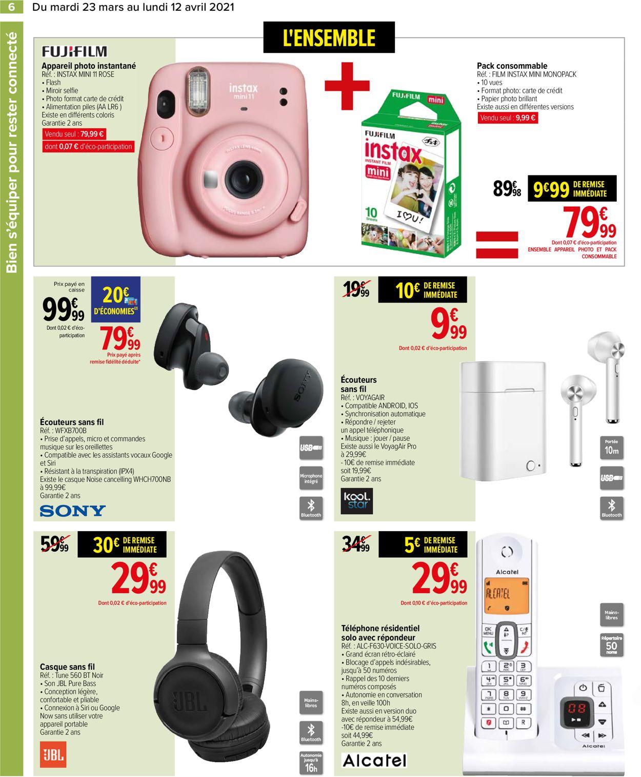 Carrefour Catalogue - 23.03-12.04.2021 (Page 6)