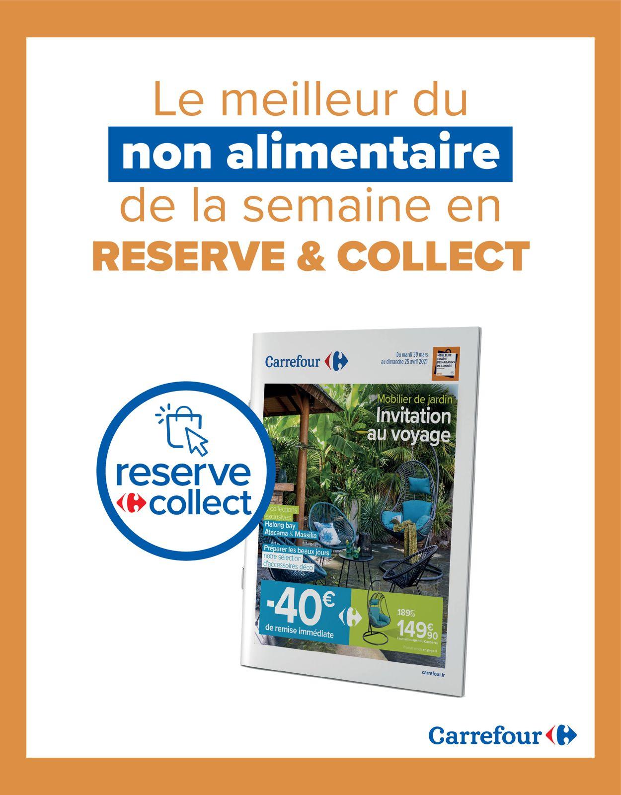 Carrefour Catalogue - 30.03-25.04.2021