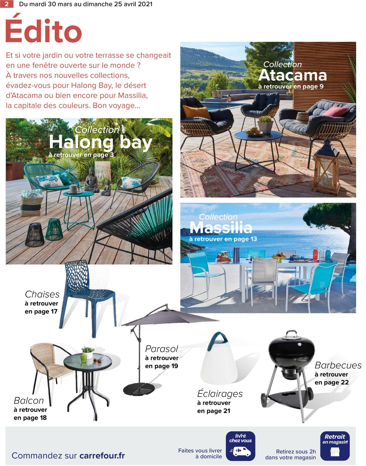 Carrefour Catalogue - 30.03-25.04.2021 (Page 2)